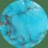 blauer türkis